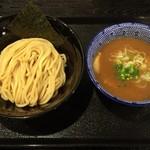 麺屋 中川會 - 濃厚魚介つけめん(並)