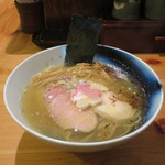 渦雷 - 蛤煮干ソバ塩