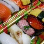 生鮮食品館サノヤ - 10貫にぎり税別399円