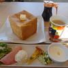 Bakery&Cafe かぜのテラス - 料理写真:モーニングBセット700円