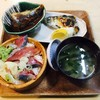 タカマル鮮魚店 - 料理写真:このセットはお得すぎる!