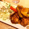 さち福やCAFE - 料理写真:鶏と根菜の甘酢あんかけ定食