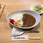 広島風お好み焼き れもん - れもん特製カレー