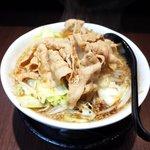今里わっしょい - 男の根性黒醤油(全大盛り)