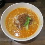 天都ラーメン - 料理写真:四川担々麺 3辛 大盛り