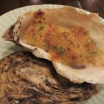 62097890 - 恵比須牡蠣のグラタン。
