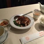 中国飯店 - 油淋鶏(950円)