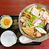 お食事処 こざく羅 - 料理写真:鍋焼きうどん 1,000円