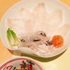 はかた遊膳 - 料理写真:ふぐ刺しミニサイズ(^^)