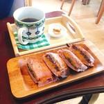 鞠奴パン食堂 - 料理写真: