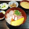 魚谷 - 料理写真:ねぎとろ海鮮丼(920円)