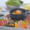 古宮庵 - 料理写真:古宮庵焼肉セット 2,268円 焼肉・ビビンバ・デザートまでついた女性に一番人気のセットメニューです