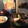くう食堂 - 料理写真:欲張りプレートチキン南蛮
