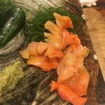 寿司辰 - 赤貝