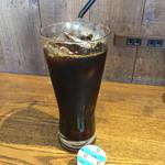 Coboカフェ - アイスコーヒー