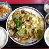 上海亭 - 料理写真:ホイコーロー定食
