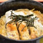 壱 - ミニかつ丼