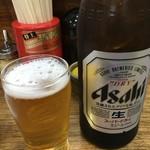 62134707 - 瓶ビール