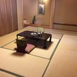 花仙庵 仙仁温泉 岩の湯 - 部屋(和室部分