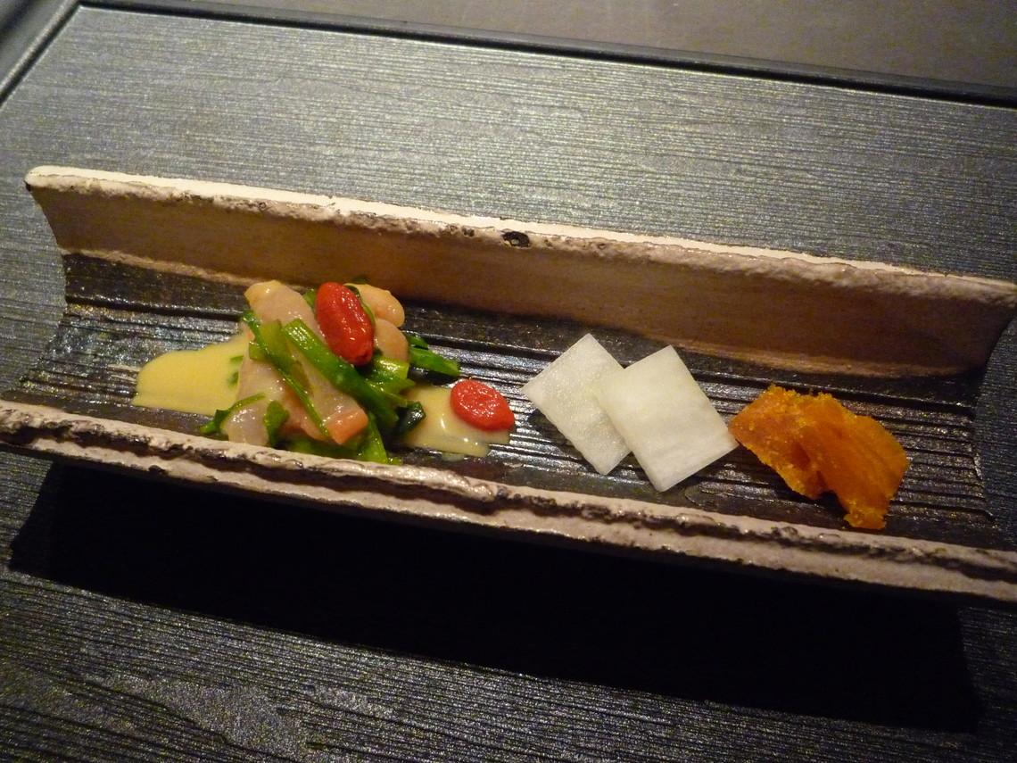 日本料理 山河