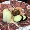喜楽亭 - 料理写真:塩焼きの盛り合わせ