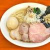 麺処 有彩 - 料理写真:'17.01あっさり塩(特製)