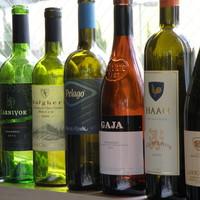 「世界各国のワイン」