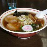 トクちゃんらーめん - 料理写真:トクちゃんらーめん 700円