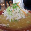 一楽ラーメン - 料理写真:みそラーメン630円。 みそラーメンやみそチャーシューメンだけが、すり鉢の器で供されるようです。