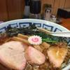 竹の助 - 料理写真:美味しいと思います、しっかり鶏ガラ。白河。ただ濃い。。。