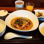 "62175548 - JASMINE名物""よだれ鶏""ランチ1,100円"