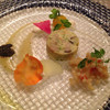 JOY味村 - 料理写真:白身魚のテリーヌ