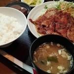 ふるーる - 焼肉定食