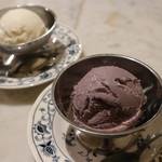 亜州食堂 チョウク - アイスクリーム