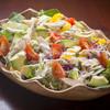 鶏料理 やまもと - 料理写真:鶏とアボカドのシーザーサラダ