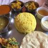 ヒマラヤ - 料理写真:ダルバートセット