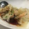 銀座アスター - 料理写真:プリプリの海老ワンタン