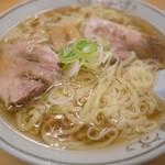 森田屋 - 料理写真:中華そば(大盛り)
