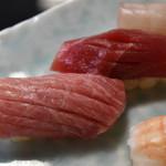 中野屋 - 料理写真:赤身とトロ