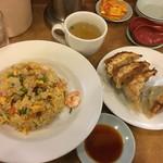 南海飯店 - 焼き飯&餃子