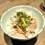 ソラノイロ トンコツ&キノコ - '16.12ローストポークご飯