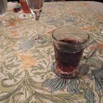 アトリエ パティオ - 食前酢(酒)