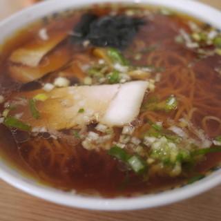 ラーメン まるひら - 料理写真:ラーメン(正油)