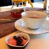 リリアン - 料理写真:紅茶のサーバーが(^^ゞ