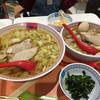 どうとんぼり神座 - 料理写真:ラーメン大盛りはデカい(笑)