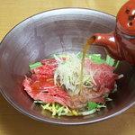 ちゃかぽん - 料理写真:赤鬼うどん二代目