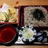 ごまそば八雲 - 料理写真:八雲天ざる(980円)