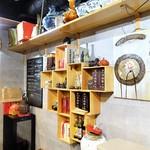 中国料理 六徳 恒河沙 - 店内