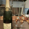 京松蘭はなれ - ドリンク写真:Eric Rodez Champagne Grand Cru Ambonnay Cuvee des Crayeres(仏)