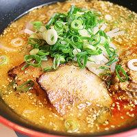 【人気】鶏ごまみそらーめん&つけ麺